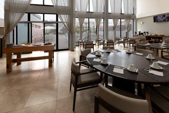 Cabinda, אנגולה: Restaurant