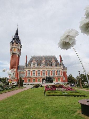 l'Hotel de Ville de Calais