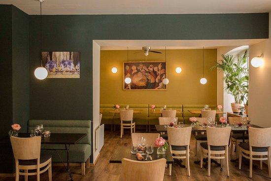 La Table - Cuisinier Caviste: Les Cuisiniers Cavistes