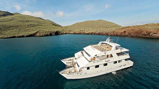Galapagoseilanden, Ecuador: Seaman Yacht