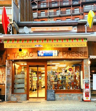Tabac Presse Souvenirs Librairie Guerrier