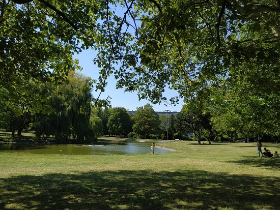 Parc Clemenceau Tourcoing