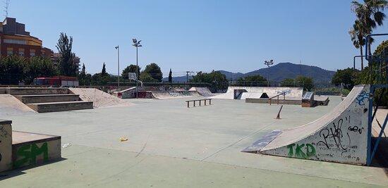 Skatepark Sant Feliu de Llobregat