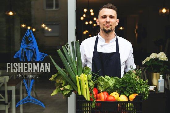 Master Chef – Łukasz Mierzejewski