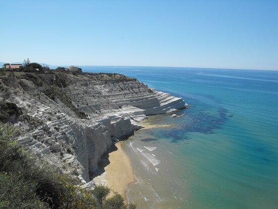 Sicília, Itália: Sicilia Scala dei Turchi