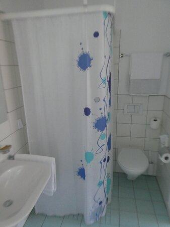 bathroom in Junior Suite