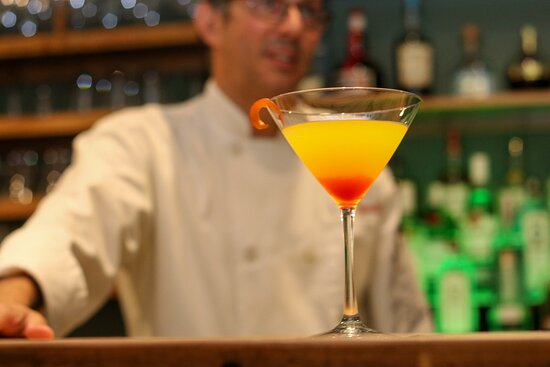 Start off right with a drink that delights...