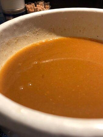 濃厚系 特製鴨白湯つけ麺
