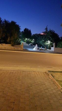 Başbuğ Alparslan Türkeş'in Anıt Mezarı