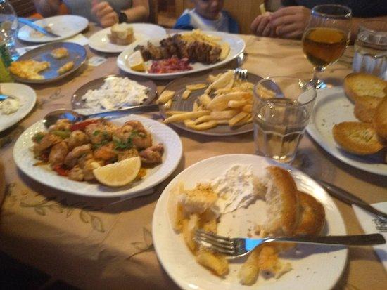 Πολύ νόστιμο φαγητό!