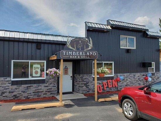 Barronett, WI: Timberland 2020
