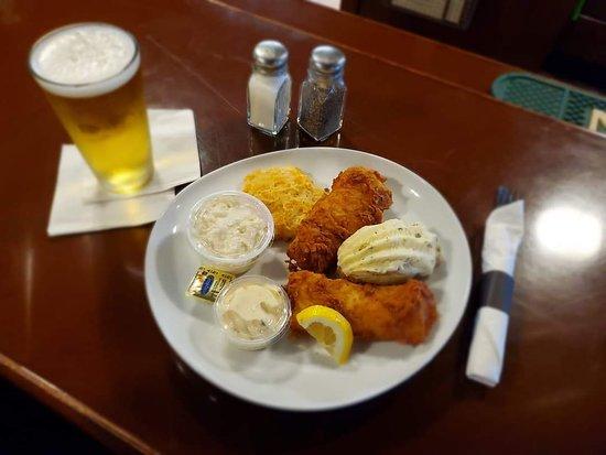 Barronett, WI: Timberland Fish Fry