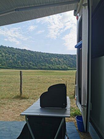 Camping sympathique