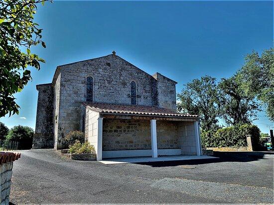 Église Saint-vivien (faye-sur-ardin)
