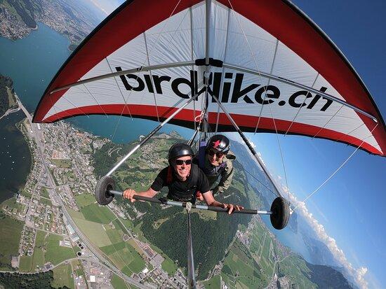 birdlike hang gliding tandem flights