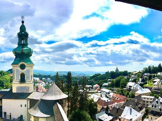 """Banska Stiavnica, Slovakia: Ako povedal Sládkovič: """"Sú len dve fajty ľudí – tí, ktorí v Štiavnici doposiaľ neboli a takí, ktorí sa do nej zaľúbili."""""""