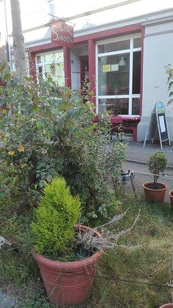 Sabores Außenbereich Garten
