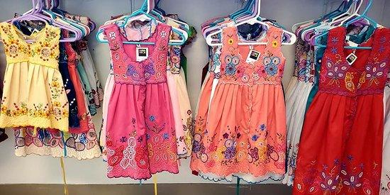 Handmade girl dresses