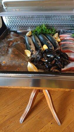 Fresh Fish Counter at NO 14