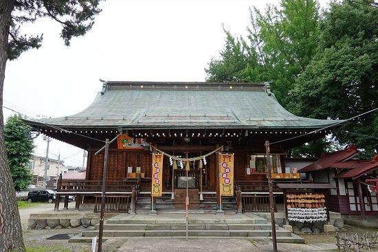 山形市・豊烈神社