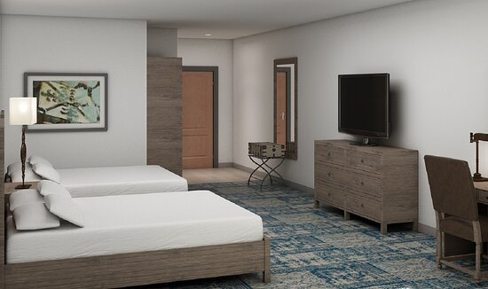 Scotts Valley, CA: Beautiful, oversized rooms & suites