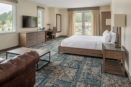 Scotts Valley, CA: Hotel suite