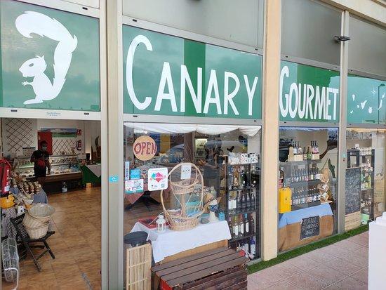 El Cotillo, España: Canary Gourmet  gastronomía canaria