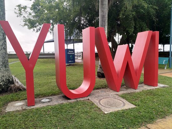 Yuwi Outdoor Art Installation