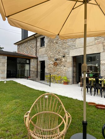 Xove, Espanha: Casa rural muy agradable
