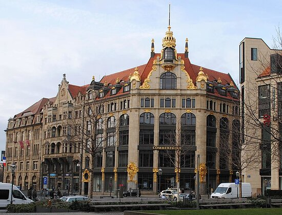 Altes Amtshaus / Commerzbank Haus
