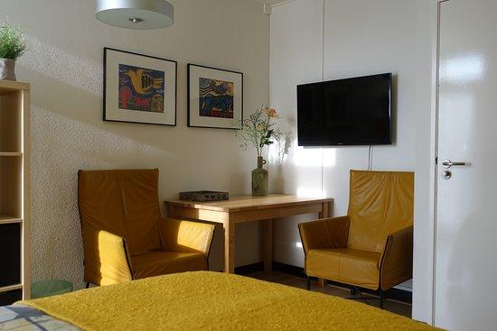 Maasland, Nederland: Tweepersoonskamer