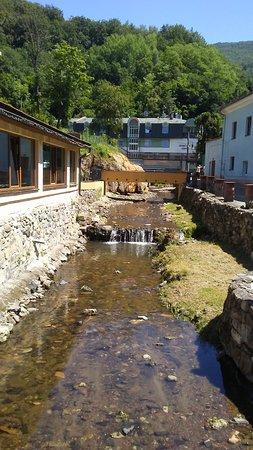 Banska Stiavnica, Slovakia: Thermal water in Sklené Teplice.