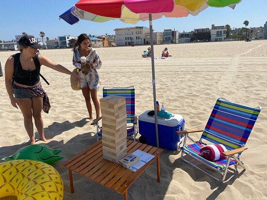 The Beachonista
