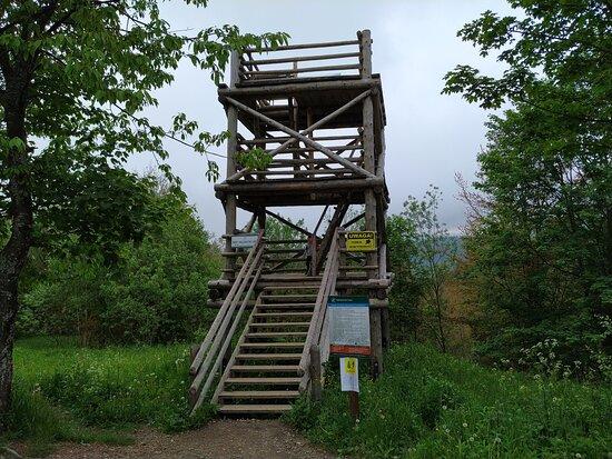 Wieża Widokowa Szczerbanówka