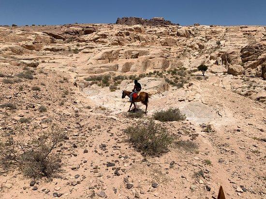 Wadi Sabra Trail, Petra