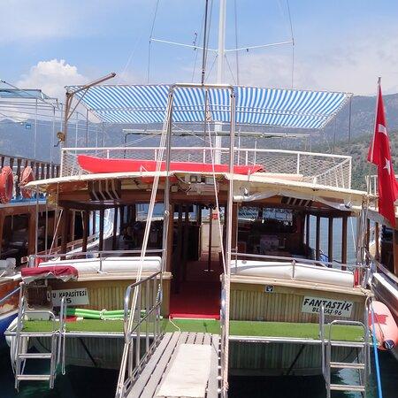 Kekova Sailing