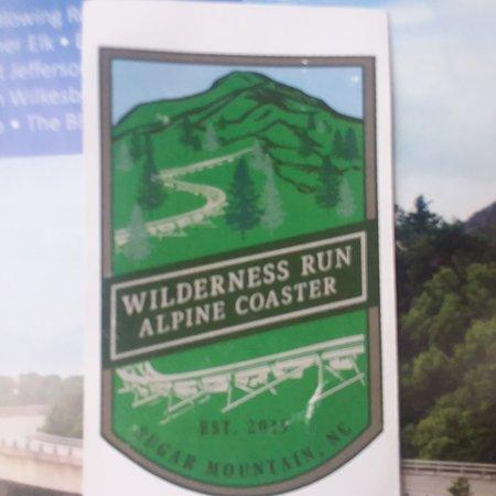 Wilderness Run Alpine Coaster