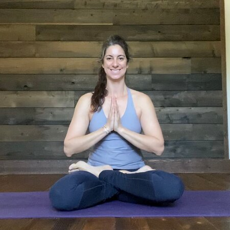 Yoga With Gillian