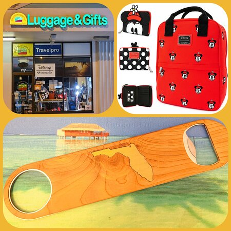 Ship to Shore Luggage & Gifts Store