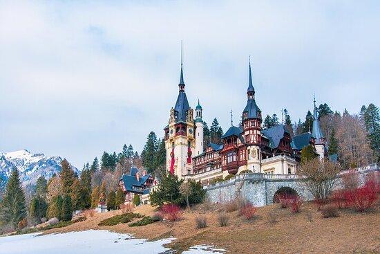 Amazing Castles of Transylvania Day...