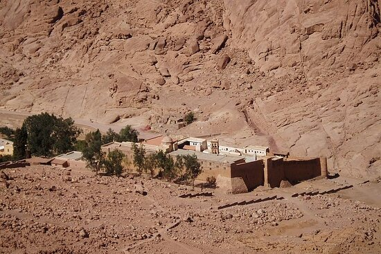 From Sharm El Shiekh: St.Catherine and...
