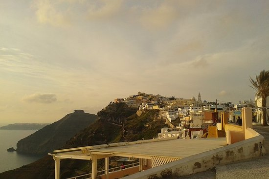 Visite privée de Santorin: l'expérience...