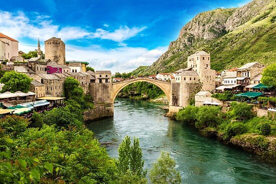 All seasons 13 days Bosnia discovery non-touristy places tour from...