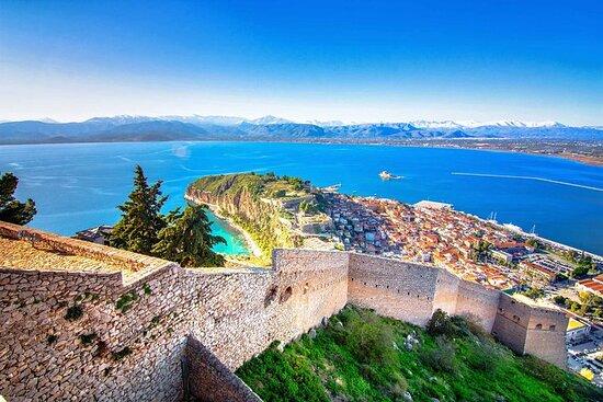 Off-season 19 days tour Greece UNESCO sites from Igoumenitsa.