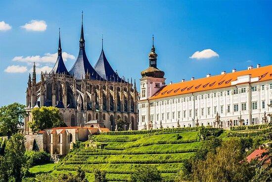 Visita a los castillos checos 16 días desde Viena.