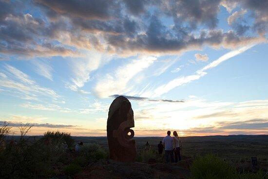 Outback Sunset Sculpture Tour