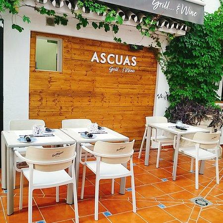 imagen Ascuas en Torremolinos