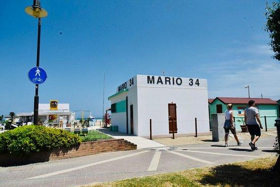 Bagni Mario 34 Riccione