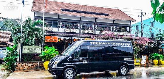 Phuong's Transfers - Motorbike Tours