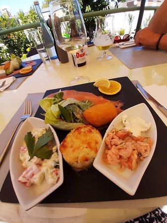 Onnaing, France : Salade albertine
